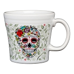 Tapered Mug 15oz - Skull and Vine Sugar