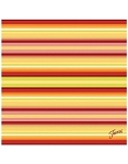 Fiesta® Thirstystone Warm Stripe Coaster