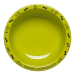 Best Friends Dog Medium Bowl Lemongrass