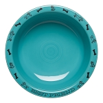 Best Friends Dog Medim Bowl Turquoise