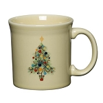 Java Mug 12oz - Christmas Tree