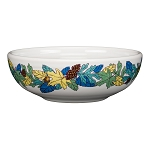 Medium Bistro Bowl 38 Oz - Blue Fall Fantasy