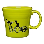 Tapered Mug, 15 Oz - Trio of Boo Cats