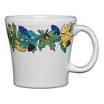 Tapered Mug, 15 Oz - Blue Fall Fantasy