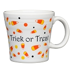 Tapered Mug, 15 Oz - Candy Corn