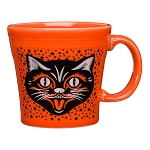 Tapered Mug, 15 Oz - Black Cat