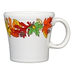 Tapered Mug, 15 Oz - Fall Fantasy Brights