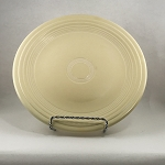 Vintage Luncheon Plate Ivory
